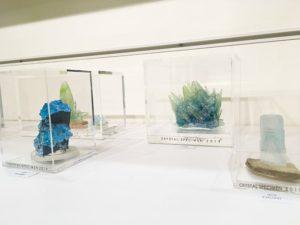 小林健二『Crystal Specimen-結晶標本』鉱石